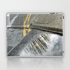 Road tree Laptop & iPad Skin