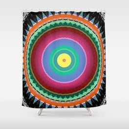 Give Me Colour Shower Curtain