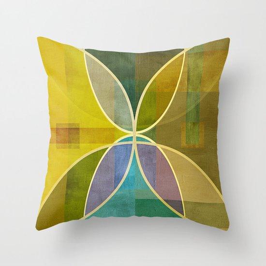 Textures/Abstract 96 Throw Pillow