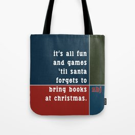 NBJ CHRISTMAS 2018 DESIGN Tote Bag