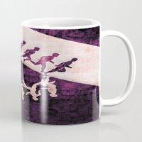 run Mugs featuring run by KrisLeov