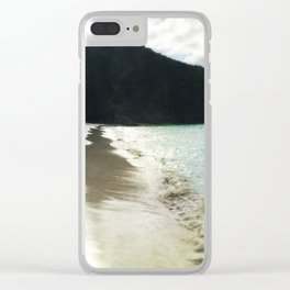 intoxicating wish Clear iPhone Case