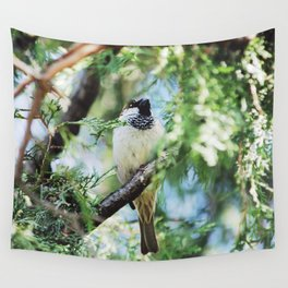 House Sparrow Wall Tapestry