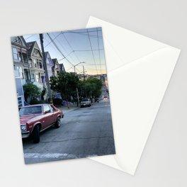 Castro - San Francisco - CALIFORNIA Stationery Cards