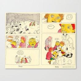 bartkira 3 Canvas Print