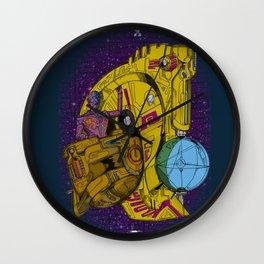 Hippodrome - Astral Interdimensional Stargate Wall Clock