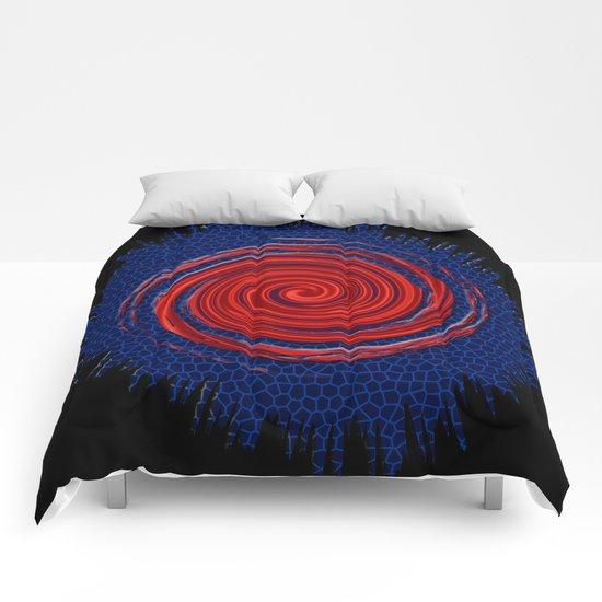 Portal to Mars Comforters