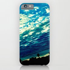 Over the shoulder clouds. iPhone 6s Slim Case