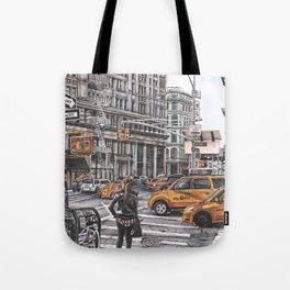 New York I Love You Tote Bag