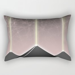 The All Seeing Eye Rectangular Pillow