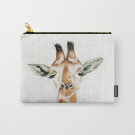 What Does the Giraffe Dream? Carry-All Pouch
