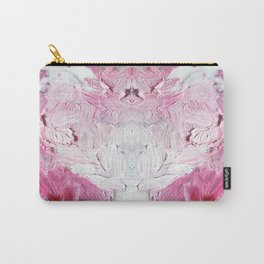 Dreamy Pink Palette (Abstract Painting) Carry-All Pouch
