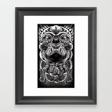 The Cultist Framed Art Print