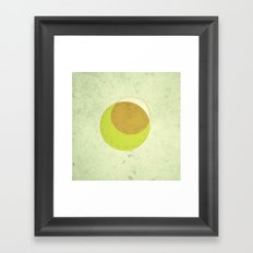 sunny side up #2 Framed Art Print