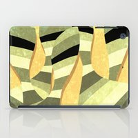 striped iPad Cases featuring striped by Herb Vaine