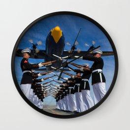 United States Marine Corps Wall Clock