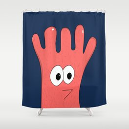 Monster Greg Shower Curtain