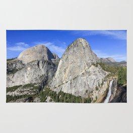 Nevada Falls - Yosemite Rug