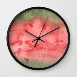 fruitful deja vu Wall Clock