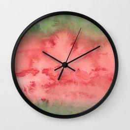 fruitful deja vu Wall Clock