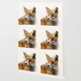 The cunning Fox Wallpaper