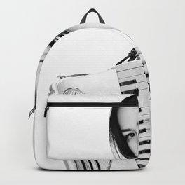 Elegant April Backpack