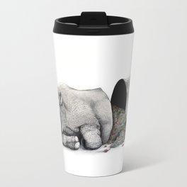 Rhino Slumber Metal Travel Mug