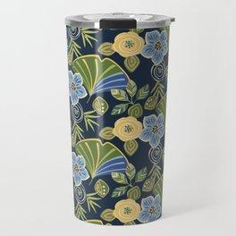 Ginkgo Leaf Travel Mug