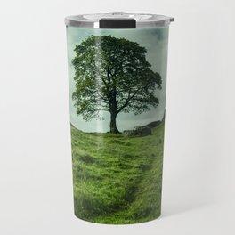 Sycamore Gap Hadrian's Wall Travel Mug