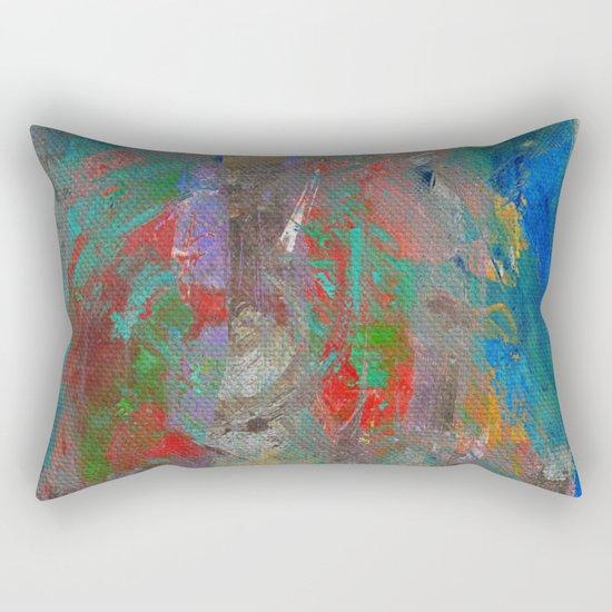 Pre-Existence Rectangular Pillow