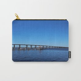 The 41 Bridge Over the Caloosahatchee II Carry-All Pouch