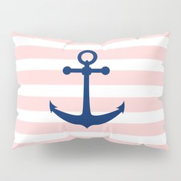AFE Nautical Navy Ship Anchor Pillow Sham
