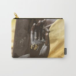 Buddha Hand Illustration Carry-All Pouch