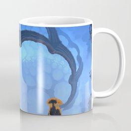 Stright Down 3 Coffee Mug
