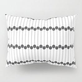 Piano Style Seamless Pattern Pillow Sham