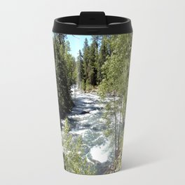 Camping, Hiking, and Kayaking on Vallecito Creek Travel Mug