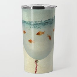 Balloon Fish Travel Mug