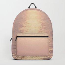 cashmere rose sunset Backpack