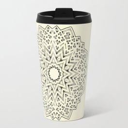 Mandala 6 Travel Mug