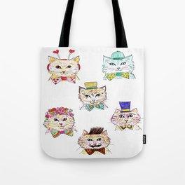 Kitties Galore Tote Bag