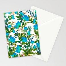Blue #society6 #decor #buyart Stationery Cards