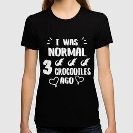 Stylish Crocodile Shirt T-shirt
