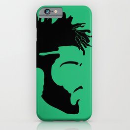 light green iPhone Case