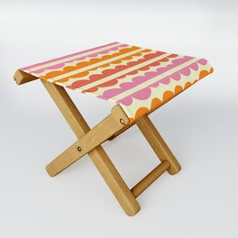 Mordidas Sixties Folding Stool