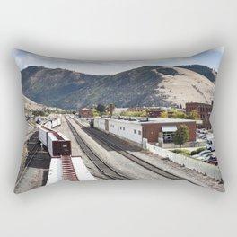 Missoula Overpass Rectangular Pillow
