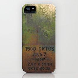 AK47 iPhone Case