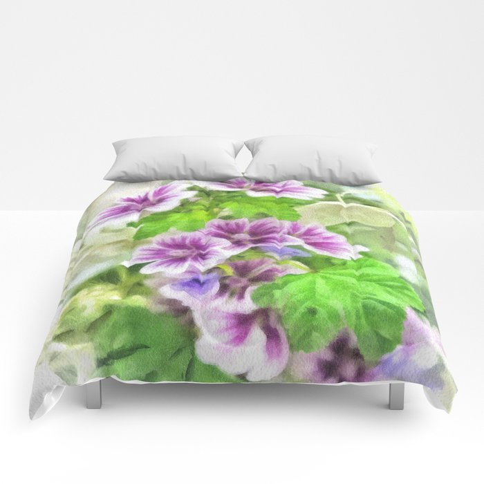 Tall Malow  Comforters