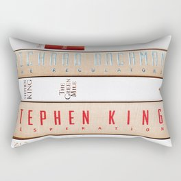 Stephen King - Neutrals Rectangular Pillow