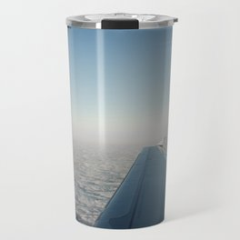 Wing in the clouds Travel Mug