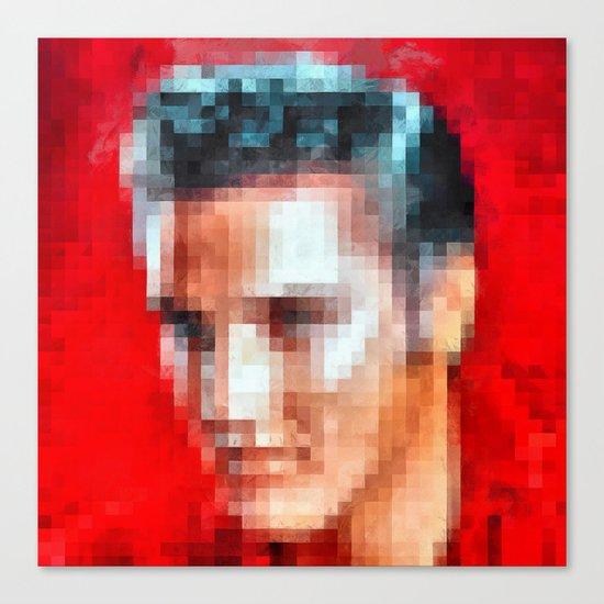 Elvis still alive ? Canvas Print